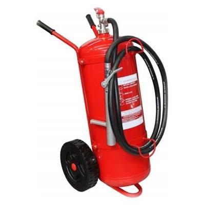 Cervinka 0135 50kg portable fire extinguisher class D