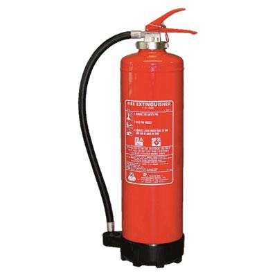 Cervinka 0193 9 liters foam extinguisher with pressure cartridge