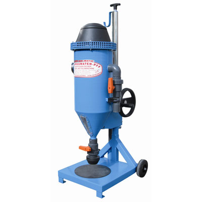 Cervinka PFF-FLIPP-AIR-MATIC filling and service machine for fire extinguisher