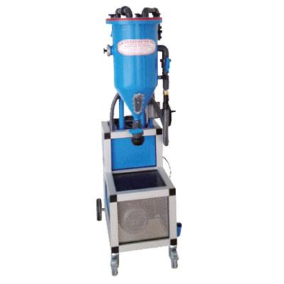 Cervinka PFF-SUMATIC-V40 filling and service machine for extinguisher