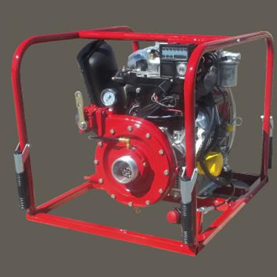 CET PFP-19hp-DSL-MR diesel powered pump