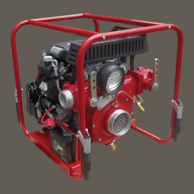CET PFP-20hpHND-2D honda powered high volume pump