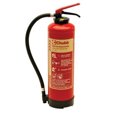 Chubb CFAR6 alcohol resistant fire extinguisher