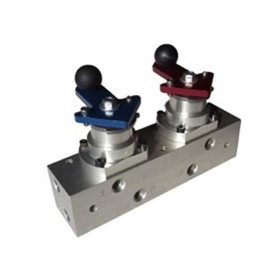 Champion Rescue Tools RM-5E remote valve manifold