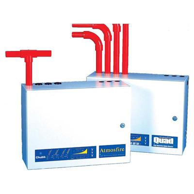 Chubb Atmosfire smoke detection system