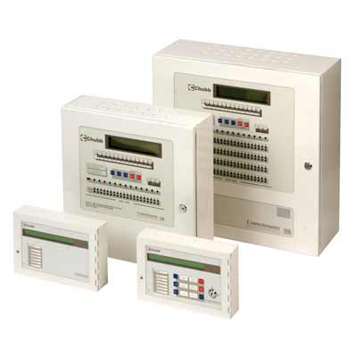 Chubb Controlmaster 380b fire alarm control panel