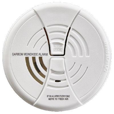 First Alert CO250B carbon monoxide detector