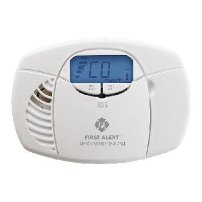 First Alert CO410 carbon monoxide detector