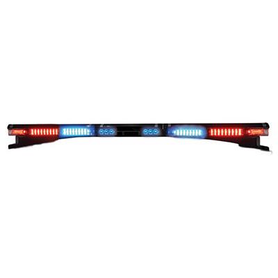Code 3 21TR69MC lightbar with multicolour Torus LED modules