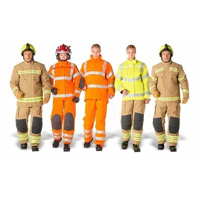Bristol Uniforms Collaborative Framework PPE Full Structural Ensemble