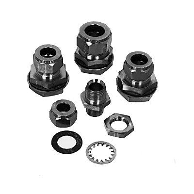 Ansul 79147 1/2 in. ''Compression-Seal'' Pipe Adaptors for Restaurant Fire Suppression System (Package of 24)