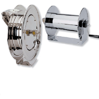 Coxreels P-LPL-425-SS spring driven hose reels