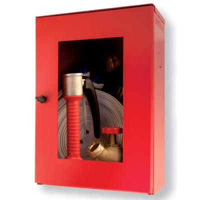 CPF Industriale AS743 small outdoor fire cabinet