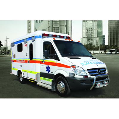 Crestline Coach Sprinter Icon Type III ambulance
