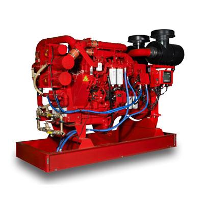 Cummins Fire Power CFP5E-F40 pump