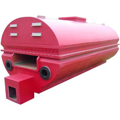 Custom Composites Elliptical Tank