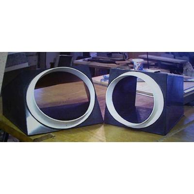Custom Composites Fume Hoods