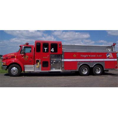 Custom Fire Apparatus, Inc. Full Response Pumper Tankers