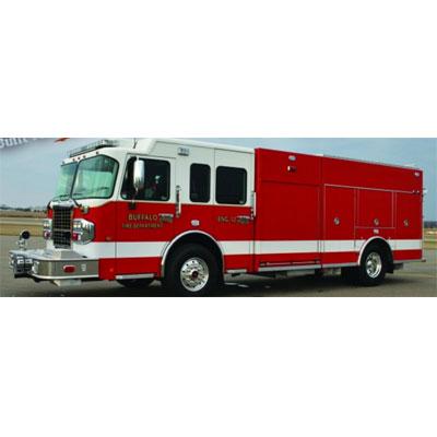 Custom Fire Apparatus, Inc. Rescue Pumper