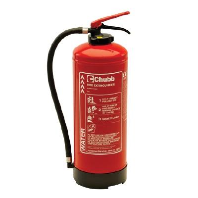 Chubb CWA9 water-based fire extinguisher