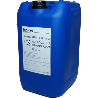 Dafo Fomtec AFFF 1% Ultra LT foam concentrate