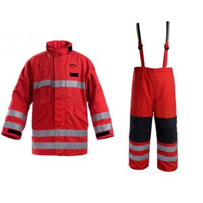 Dalian Eagle Sky Industries DES-FS02 firefighter suit