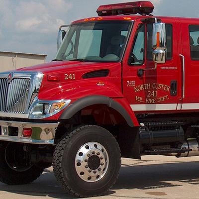 Danko Emergency Equipment Q-137 quick attack