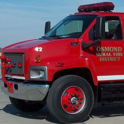 Danko Emergency Equipment T-164 wetside polytanker