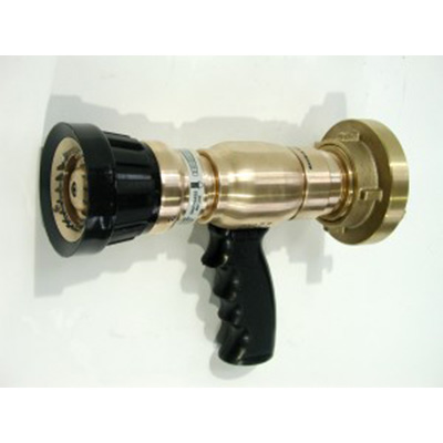Delta Fire DSN450B-65NH shockless 2.5 inch NH female nozzle