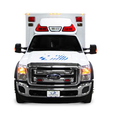 Demers Mystere MXP 150 ambulance