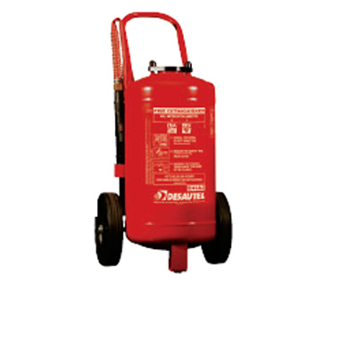 Desautel P25P powder extinguisher