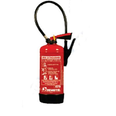 Desautel P6P powder extinguisher