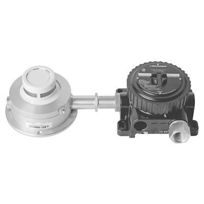 Det-Tronics U5005 smoke detector