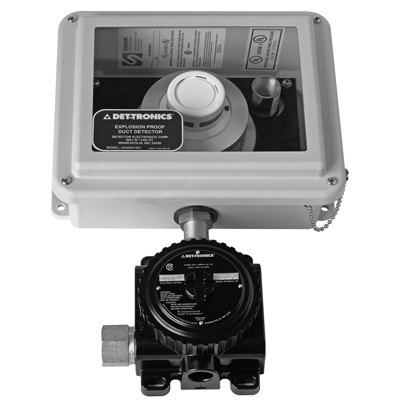 Det-Tronics U5006 smoke detector