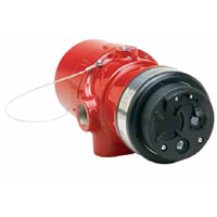 Det-Tronics X9800IR flame detector