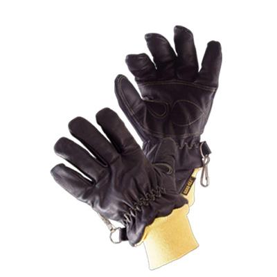 DEVA F-M. JUBA® BG 311 - black fire-fighter gloves