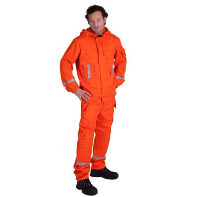 DEVA F-M. RESCUER protective suits