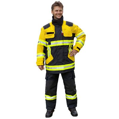 DEVA F-M. TIGER Plus fire-fighting garment