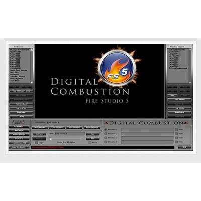 Digital Combustion Inc. Fire Studio 5 software