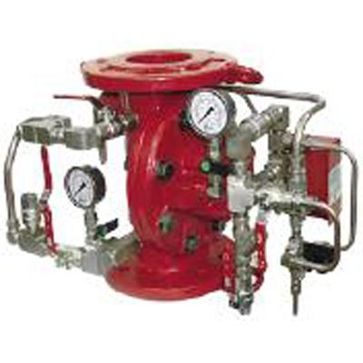 Dorot Management Control 30-DE/EL(CN) deluge valve