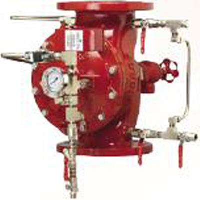 Dorot Management Control 30-DE/EL deluge valve