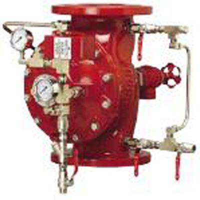 Dorot Management Control 30-DE/HM deluge valve