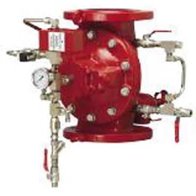 Dorot Management Control 68-DE/EL deluge valve
