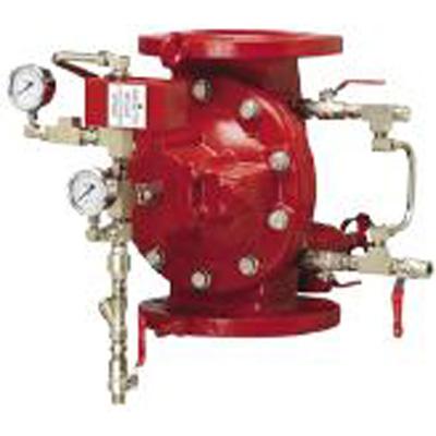 Dorot Management Control 68-DE/HM deluge valve