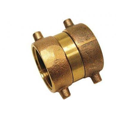 American Fire Supply A25FSW1-15F2 double female adapters
