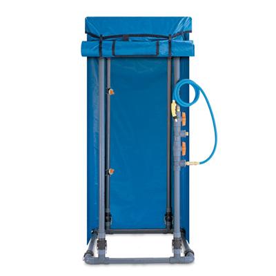DQE HM1001C is a standard decontamination shower