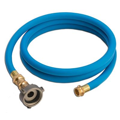 DQE HM208 fire hose reducer coupling with hose