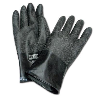 DQE HM3718 north butyl glove