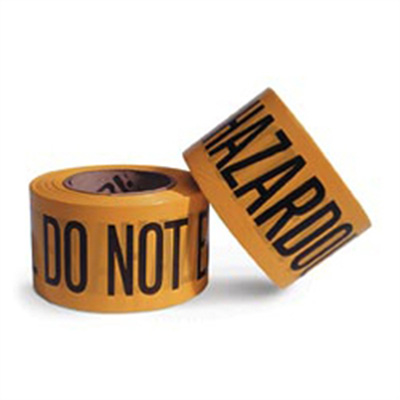 DQE HM405  highly visible barricade tape
