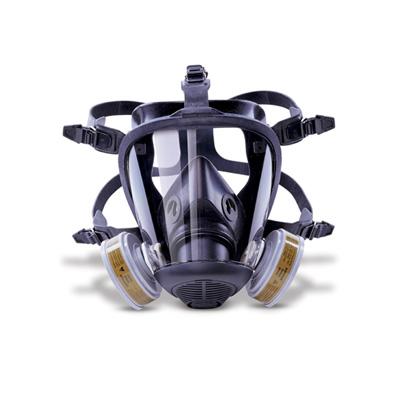 DQE HM5400 Survivair® Opti-Fit™ APR with filters